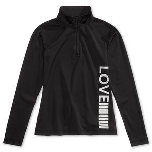 Quarter-Zip Active Jacket